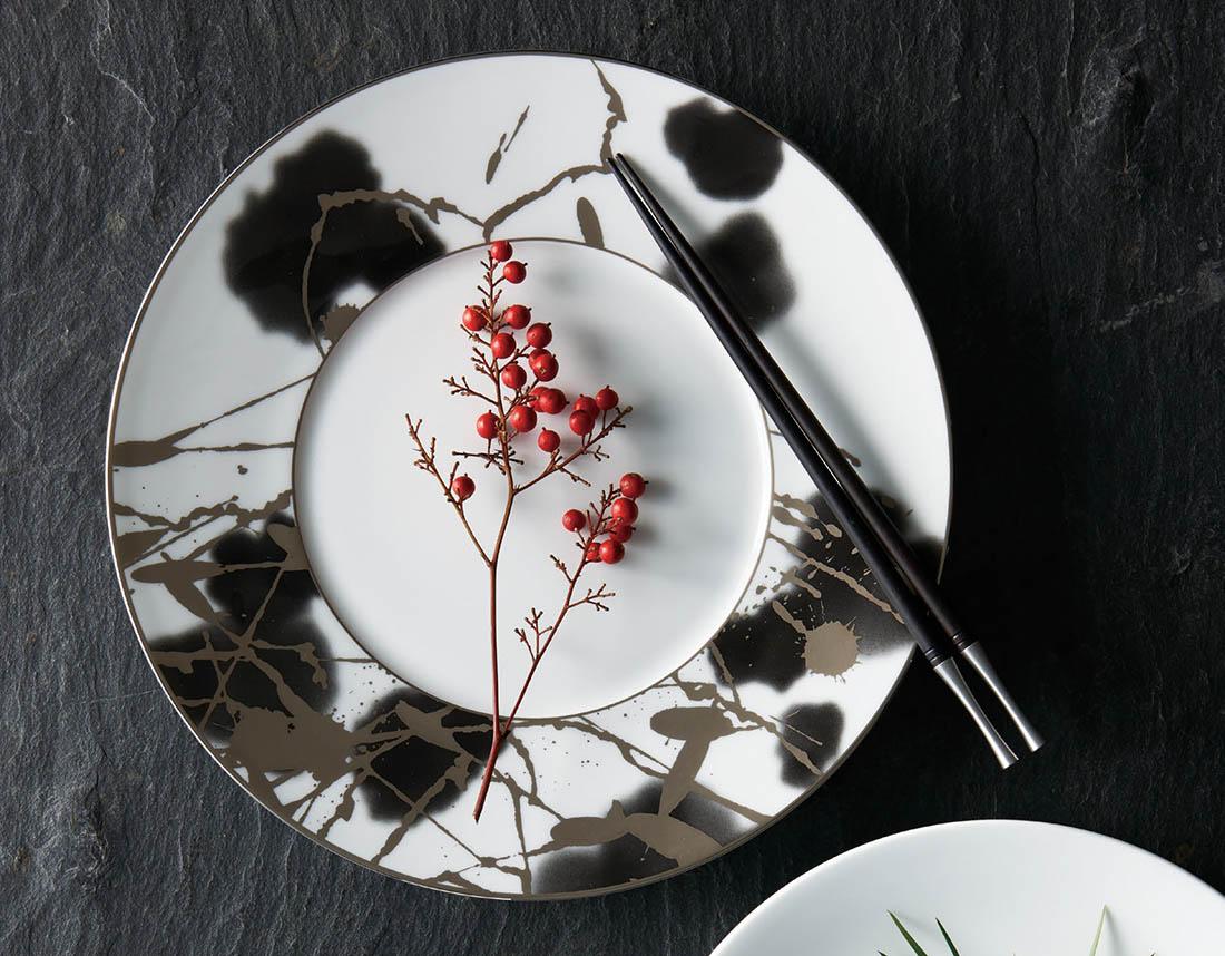 Noritake Show Plate